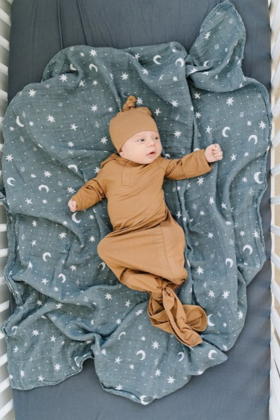Muslin Swaddle- Night Sky