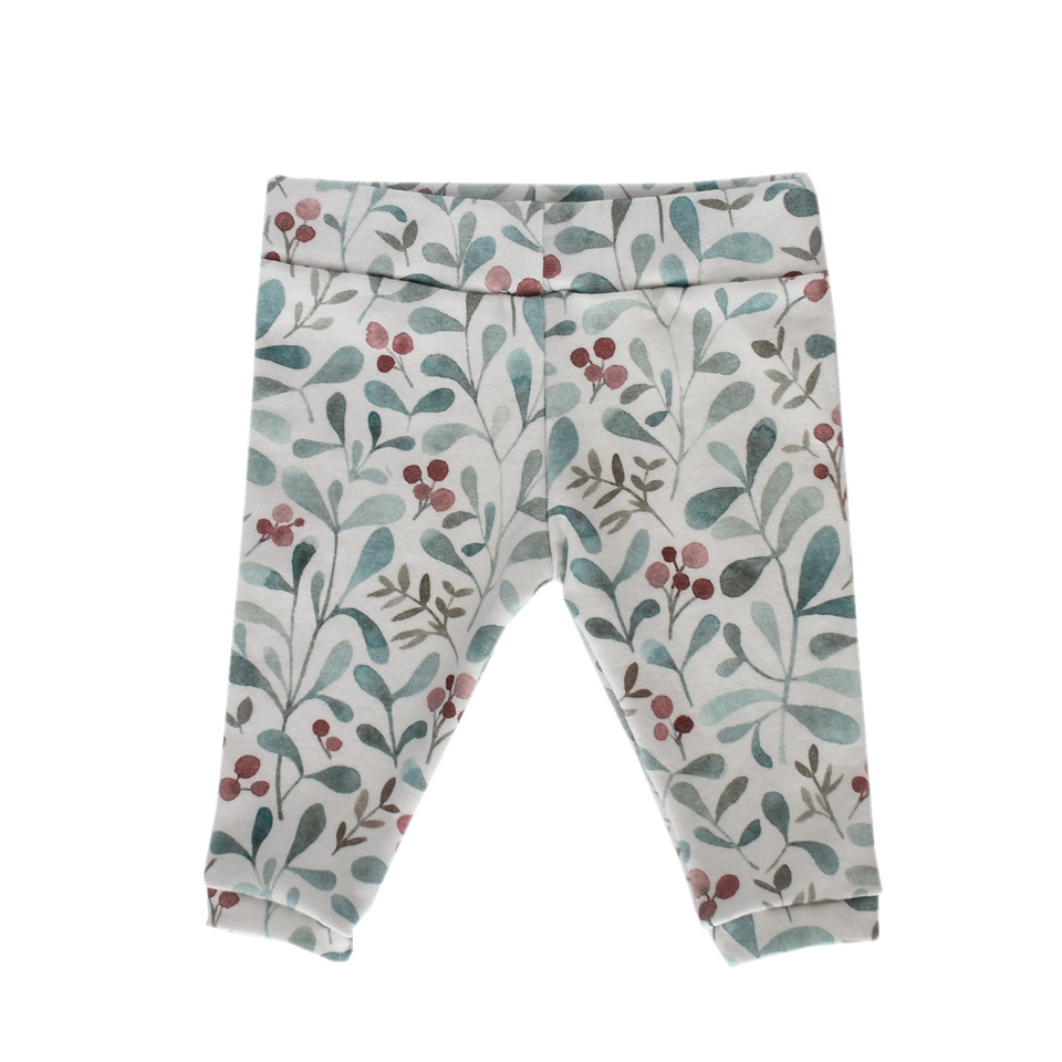 Winterberry baby cotton winter leggings
