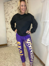 Load image into Gallery viewer, Minnesota Vikings lounge pant