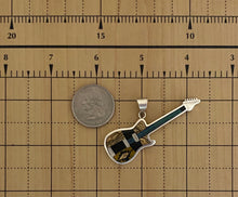 Load image into Gallery viewer, Inlay - guitar pendant