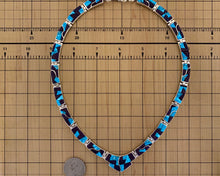 Load image into Gallery viewer, Inlay - necklace