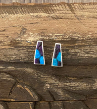 Load image into Gallery viewer, Inlay-earrings