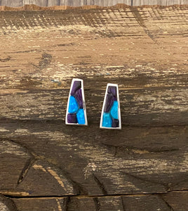 Inlay-earrings