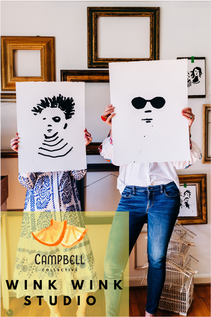 The Campbell Collective | Artist Release | Wink Wink Studio