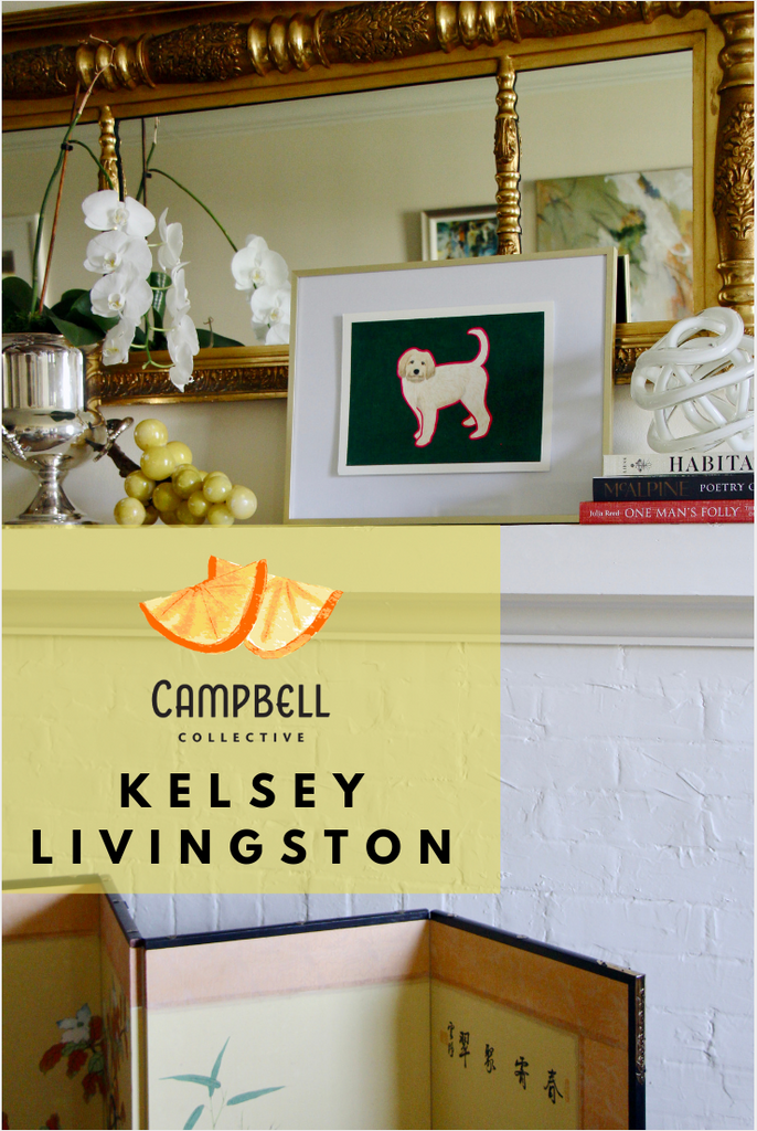 The Campbell Collective | Artist Release | Kelsey Livingston