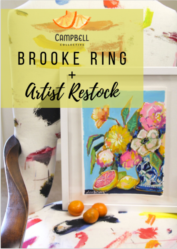 The Campbell Collective | Artist Release | Brooke Ring