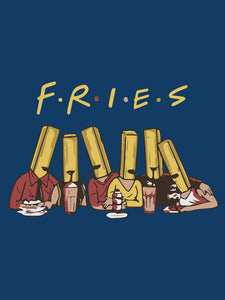 Fries Red