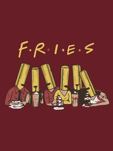 "Get a ""FRIES"" Tee & support poor patients - Campaign by Hannah Dsouza"