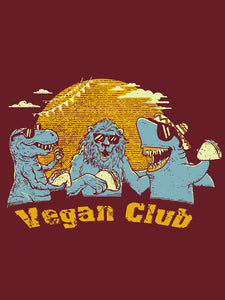 Vegan Club - Unisex T- Shirt