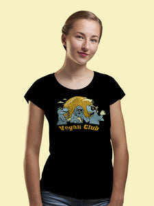 Vegan Club - Women's T-Shirt