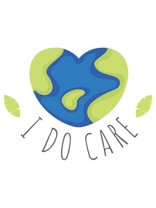 I do care - UNISEX T-shirt