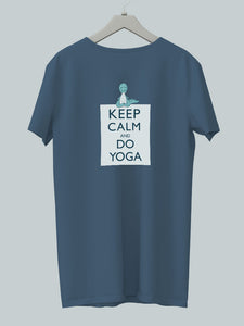 Keep Calm & Do Yoga - Women's T-shirt