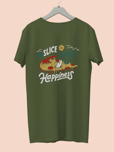 Slice of happiness - UNISEX T-shirt