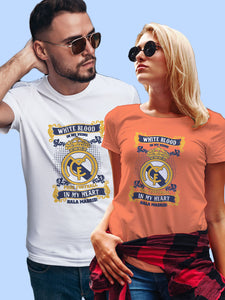 "Get a ""Hala Madrid"" Tee & support poor patients - Campaign by Sawan"