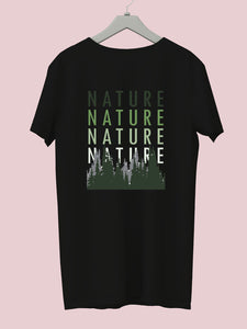 "Get a ""NATURE"" Tee & help get a life transformed- Campaign by Varsha"