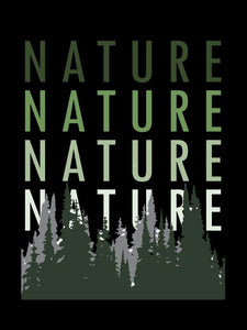 "Get a ""NATURE"" Tee & help get a life transformed- Campaign by Punit Lohar"
