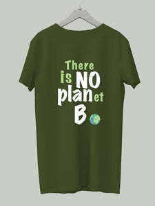 "Get a ""NO PLANet B"" Tee & help deaf kids - Campaign by Shruti"