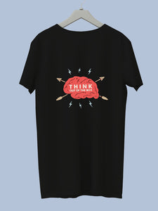 Think Out od the Box - UNISEX T-shirt