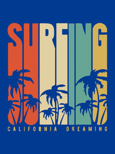 California Dreaming - UNISEX T-Shirt B