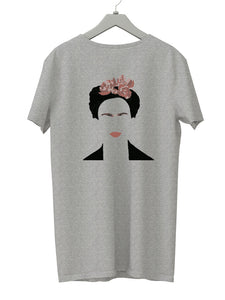 "Get a ""Frida"" Tee & help stranded animal's at Deven's Hope - Campaign by Devesh"