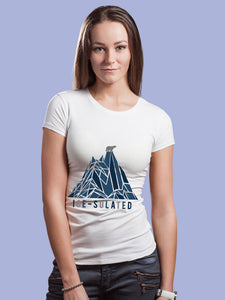 Ice-Solated - Women's T-Shirt