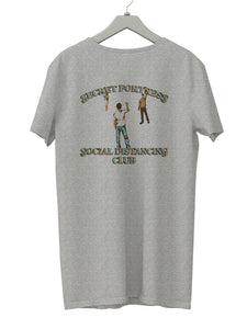 "Get a ""Social Distancing Club"" Tee & help Fight Corona Virus - Campaign by Debrina"