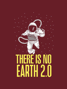 No Earth 2.0 - UNISEX T-Shirt