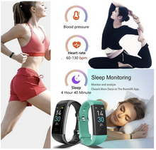 Load image into Gallery viewer, Smart Fitness Tracker Wristband