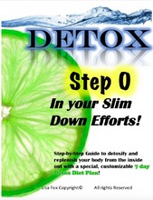 Load image into Gallery viewer, Detox guide with a 7-Day detox diet plan