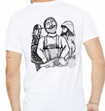 STAY LOCAL - COMMERCIAL FISHING TEE