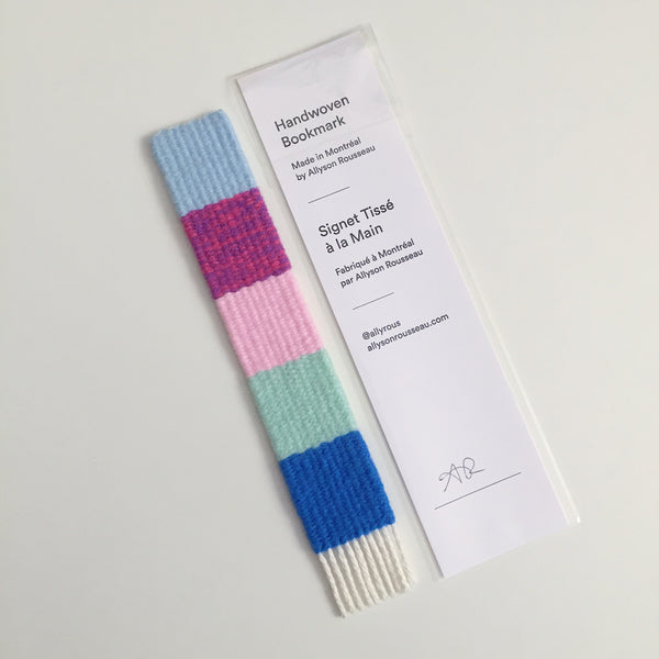 Bookmark: FORGET-ME-NOT
