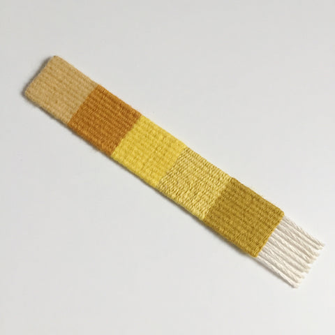 Bookmark: MELLOW YELLOW