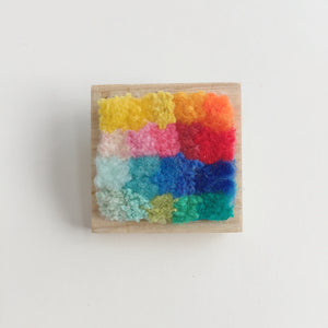 Brooch: FULL SPECTRUM