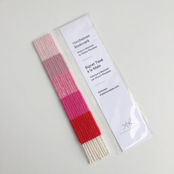 Bookmark: BLUSH