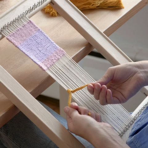 Class 1: Weaving Essentials