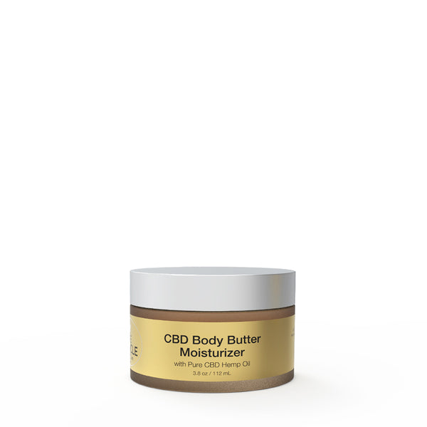CBD Ultra Moisturizing Body Butter (20mg of CBD)