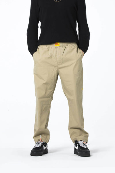 Mens Slacker Pant - Stone Cold