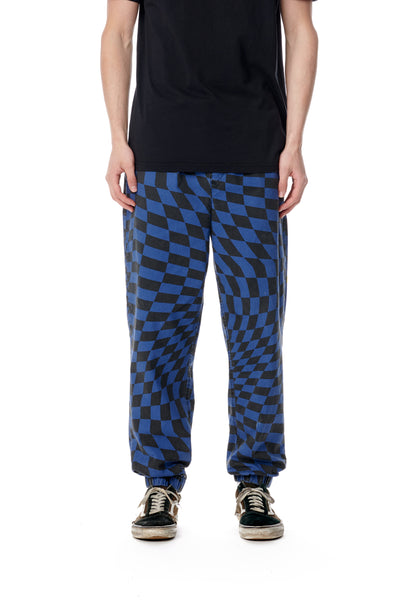 Mens Grazer Pant - Midnight Check