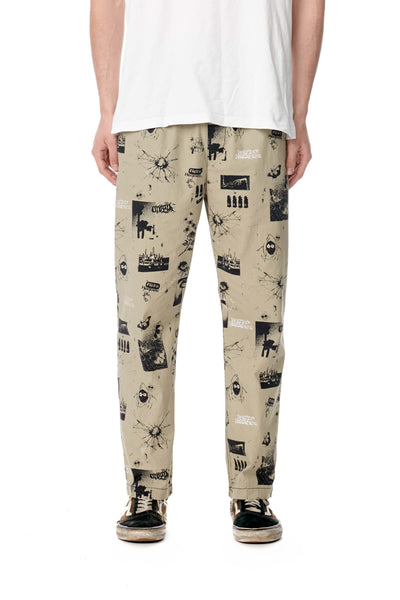 Mens Slacker Pant - Carbon Copy Cashew