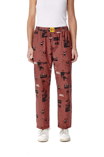 Womens Kicker Pant - Carbon Copy Musk