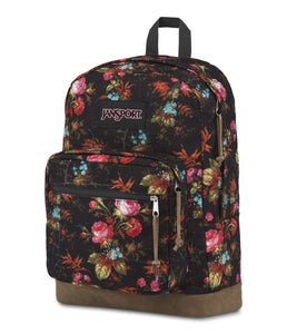 JanSport Rucksack Right Pack Expressions Backpack Countryside Garden Print