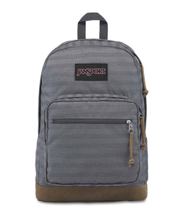 JanSport Rucksack Right Pack Expressions Backpack Deep Grey Ombre Herringbone