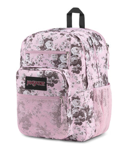 JanSport Rucksack Big Campus Backpack Pink Antique Floral