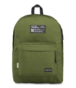 JanSport Rucksack Recycled Superbreak Backpack New Olive