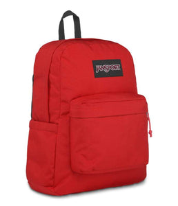 JanSport Rucksack Superbreak Plus Backpack Red Tape