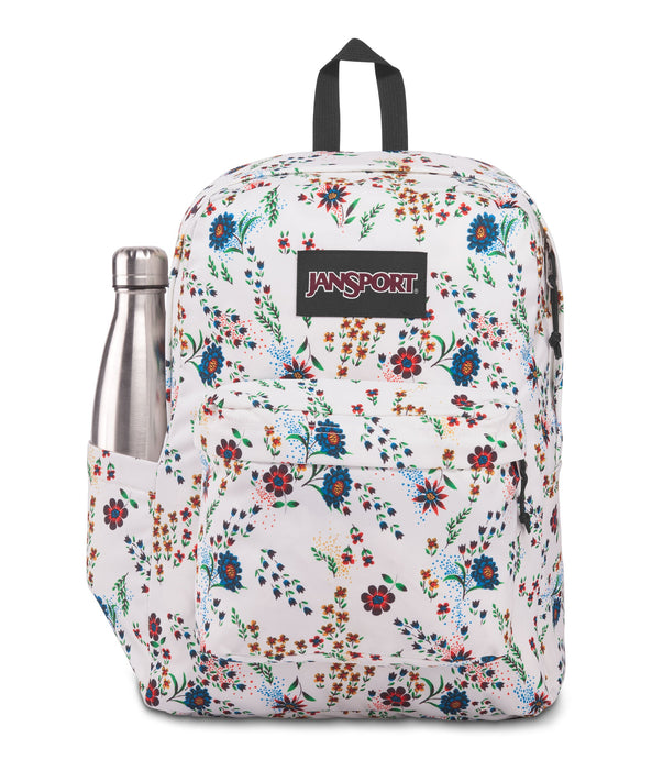 JanSport Rucksack Superbreak Plus Backpack Floral Breeze