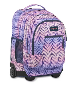 JanSport Rucksack Driver 8 Backpack Chevron Fade