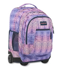 Load image into Gallery viewer, JanSport Rucksack Driver 8 Backpack Chevron Fade