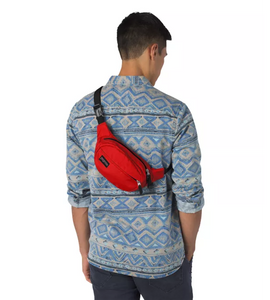 JanSport Bag Fifth Avenue Bumbag Red Tape