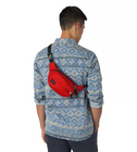 Load image into Gallery viewer, JanSport Bag Fifth Avenue Bumbag Red Tape
